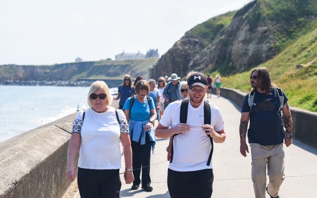 Durham County Council launches new campaign to get people moving and feel good