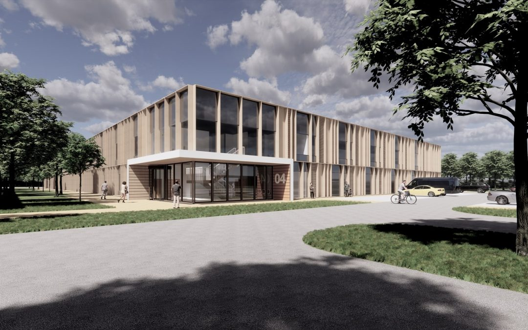 Cabinet to be asked to agree near £50m investment in growth of NETPark