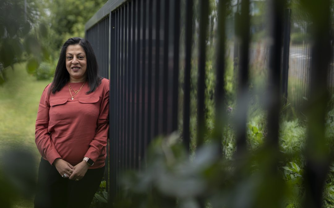 East Durham Business feature: Hina Joshi on her role with Peterlee support organisation EDBS