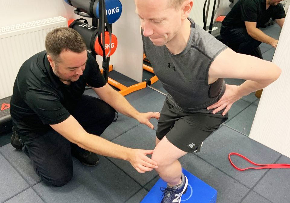 East Durham physiotherapist targets growth within business community
