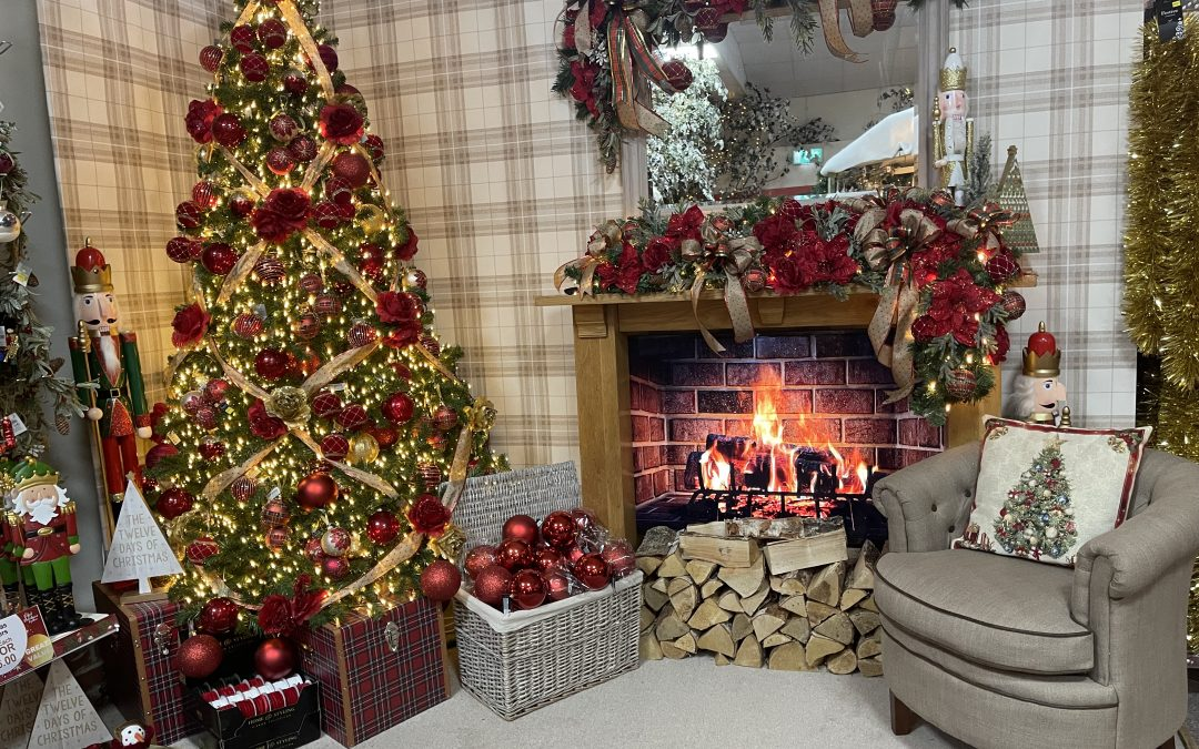Christmas is coming early to East Durham Garden Centre