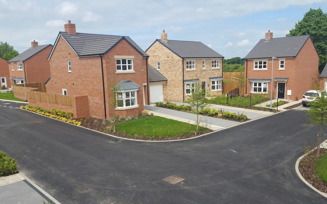Plans for £8m housing development in Peterlee submitted