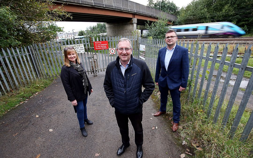 Proposals submitted to review reopening of Ferryhill railway station