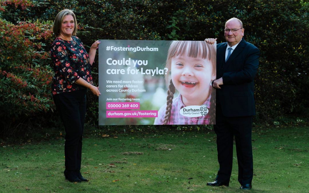 Appeal launched to find more foster carers in County Durham