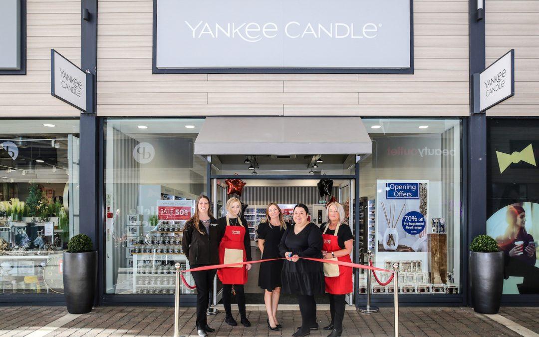 Yankee Candle opens its doors at Dalton Park