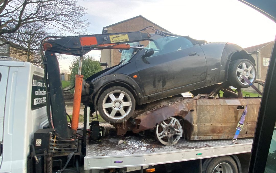 Man fined for dealing scrap metal without a licence